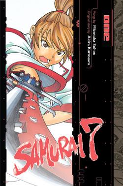 samurai7manga