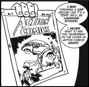 action comics oh no