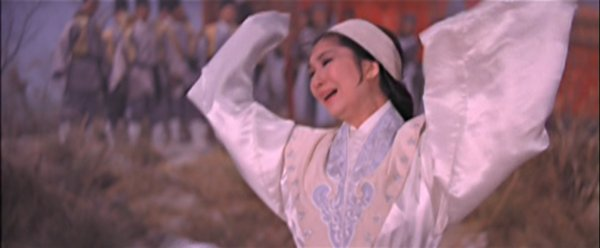 Betty Loh Ti as Zhu Yingtai