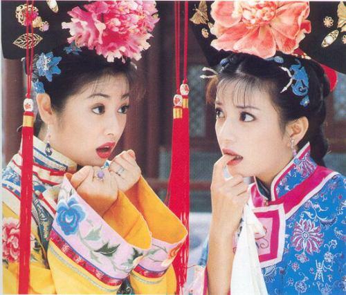 Ziwei and Xiaoyanzi