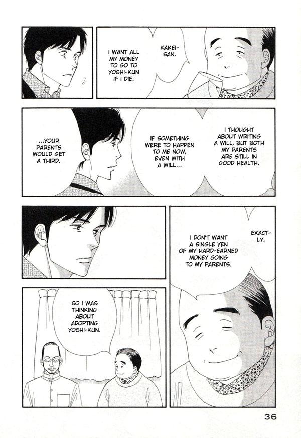 Kinou Nani Tabeta? vol. 4 pg. 36