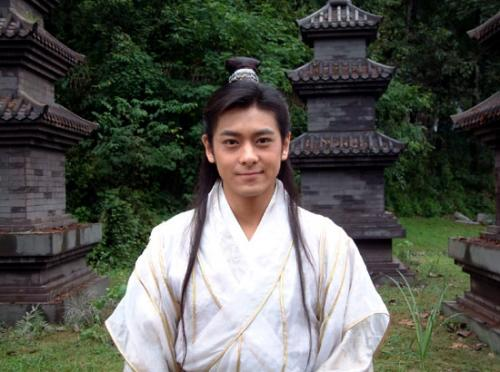 Jimmy Lin as Duan Yu, Prince of Dali.