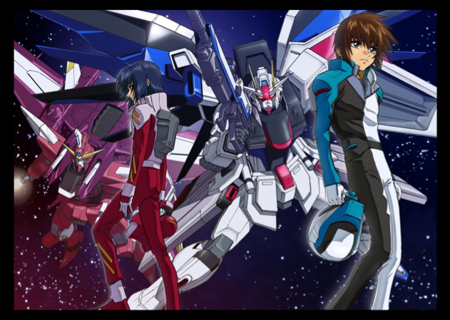 Mobile Suit Gundam SEED「機動戦士ガンダムSEED」© 創通・サンライズ English copyright:© SOTSU, SUNRISE