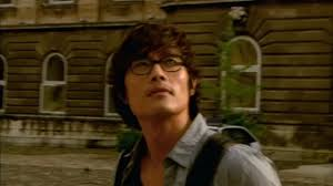 Much like Superman, Kim Hyun Joon uses glasses to hide his true identity.