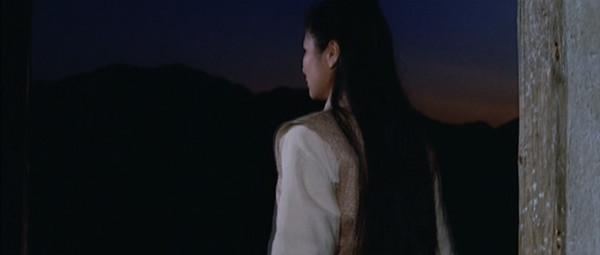 Leng Yushang at sunset