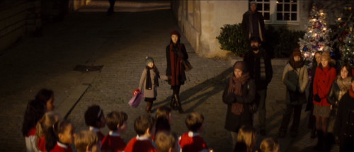 A scene in France.
