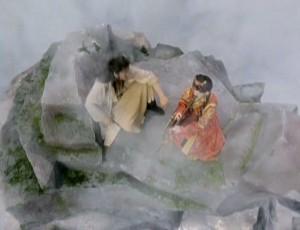 Ren Yingying plays music with Linghu Chong