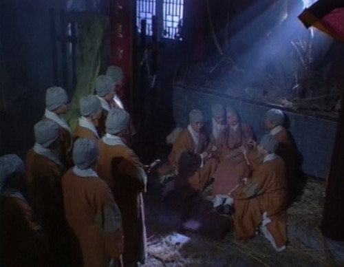 The nuns of the Hengshan Sect